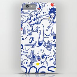 Dogs✧ iPhone Case