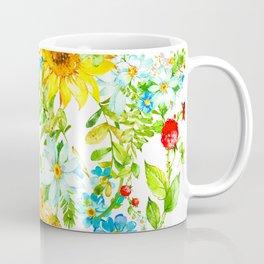 Summer's Bounty Coffee Mug