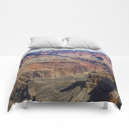 The Grand Canyon South Rim Comforters