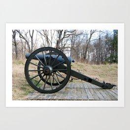 i declare war Art Print