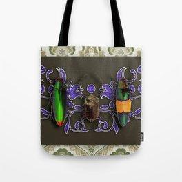 TRILOGY BEETLES I Tote Bag