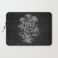 Harry Potter - The Ones That Love Us Laptop Sleeve