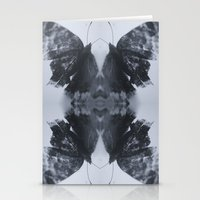 moth Stationery Cards featuring Moth  by Ali Prentice