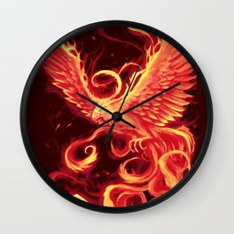 Resurgence Wall Clock