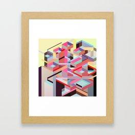 Maskine 15 Framed Art Print