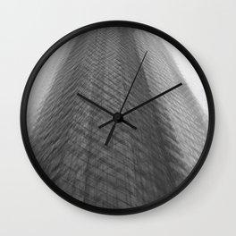 City Place Toronto Condos Overlay Wall Clock