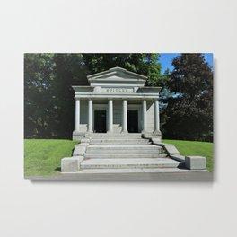 Woodlawn Spitzer Metal Print