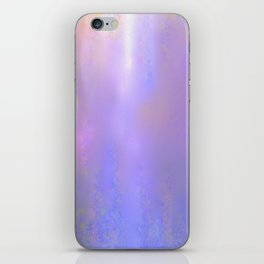 Lavender dreams iPhone Skin