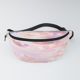 Up in The Clouds Fanny Pack