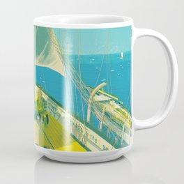 Kazusa Beach Coffee Mug