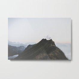 path - Landscape Photography Metal Print