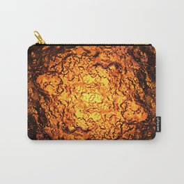 Red Hot Lava Carry-All Pouch
