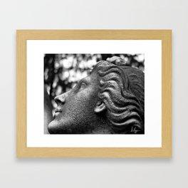Ancient Beauty Framed Art Print