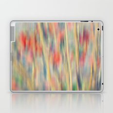 Spring Fling -- Abstract Floral Laptop & iPad Skin