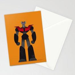 Mazinger Z Stationery Cards