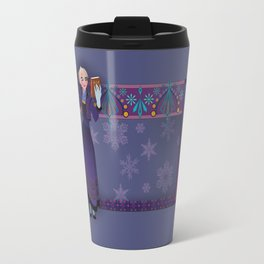 Frozen Elsa Casual Travel Mug
