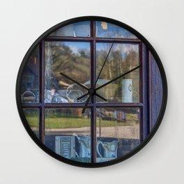 Old Curiosity Shop. Wall Clock