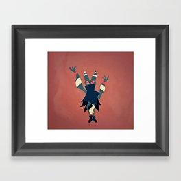 The Fee Framed Art Print
