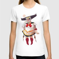 dragon age inquisition T-shirts featuring Dragon Age Inquisition: The Iron Bull chan by Niklisson