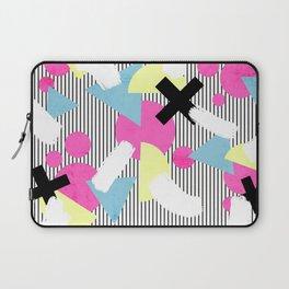 80's Theme Laptop Sleeve