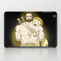 hercules iPad Cases featuring Hercules by wyguy5