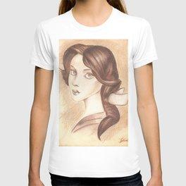 Bonjour, Elizabeth T-shirt