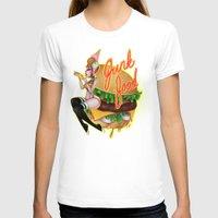 junk food T-shirts featuring Junk Food by Artetak