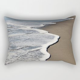 Gentle Waves Rectangular Pillow