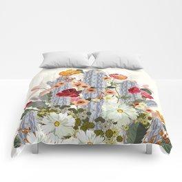 Cacti Deja Comforters