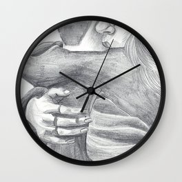 Darleen Wall Clock