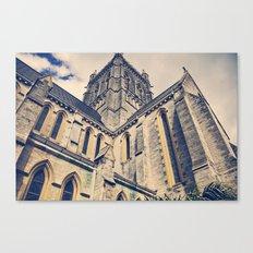 Bermuda Cathedral Canvas Print