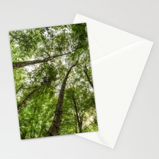 Nature Reaching For The Sky Stationery Cards