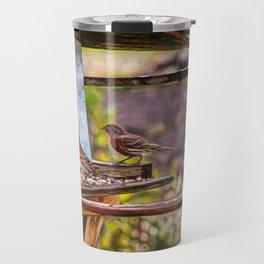 The Birdfeeder Travel Mug