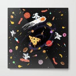 Super High Calorie Way Deluxe version Metal Print