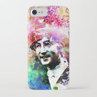 john snow iPhone & iPod Cases featuring John by Nato Gomes