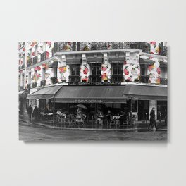 Le St. Germain Metal Print
