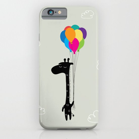 The Happy Flight iPhone & iPod Case