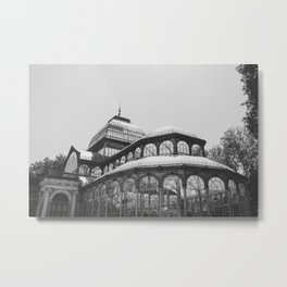 Crystal Palace Metal Print
