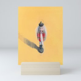 Sergeant Schultz Mini Art Print