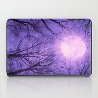 tolkien iPad Cases featuring May It Be A Light (Dark Forest Moon II) by soaring anchor designs