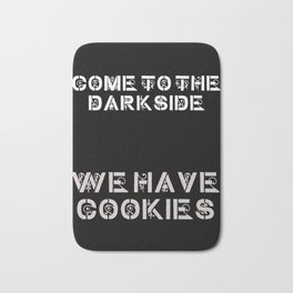 We Have Cookies Bath Mat