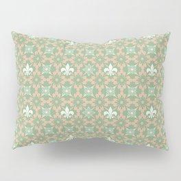 1982 est. Royal Green Pillow Sham