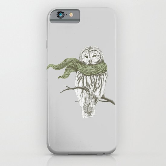 Cold iPhone & iPod Case