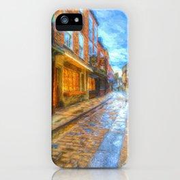 Shambles York Art iPhone Case