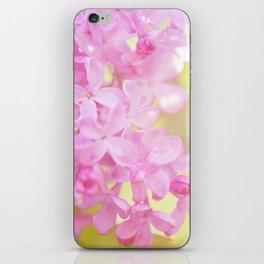 Lilac iPhone Skin