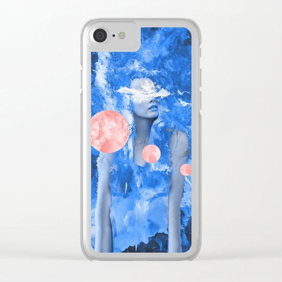 Ceeha Clear iPhone Case