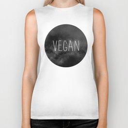 Vegan - Veganism Biker Tank