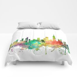 Chicago, Illinois Skyline SP Comforters