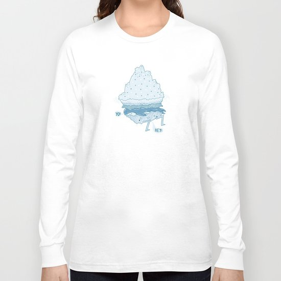 Iceburger Long Sleeve T-shirt