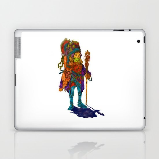 Nomad Funk Legs Robo Sandal Brother Laptop & iPad Skin